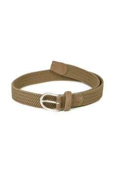 ÖV GANT ELASTIC BRAID BELT