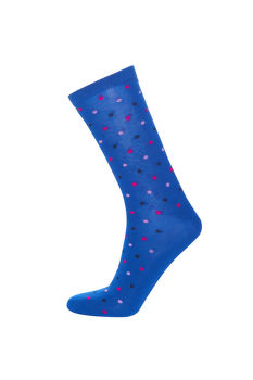 ZOKNI GANT D1. 1-PACK MULTI COLOR DOT SOCKS