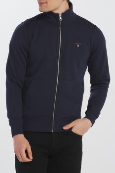 MELEGÍTŐ GANT THE ORIGINAL FULL ZIP CARDIGAN