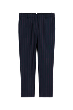 NADRÁG GANT G2.WASHABLE PINSTRIPE PANTS