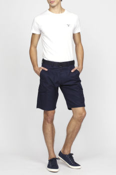 Rövidnadrág GANT O2.TP RELAXED BELTED UTILITY SHORTS