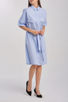 RUHA GANT LMC. OXFORD SHIRT DRESS