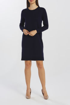 RUHA GANT D1. MERINO WOOL DRESS