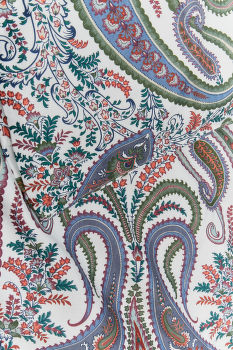 HUZAT GANT KEY WEST PAISLEY SINGLE DUVET 140x200