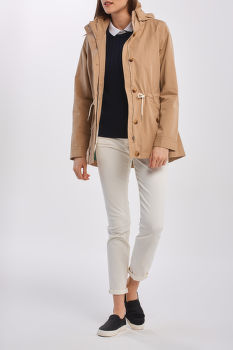 DZSEKI GANT D1. CASUAL COTTON JACKET