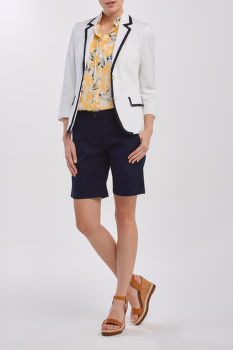 ZAKÓ GANT D2. SUMMER CLUB SLIM BLAZER