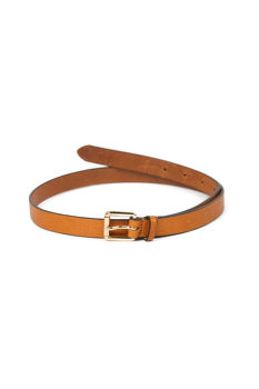 ÖV GANT D1. SIGNATURE LEATHER WAIST BELT