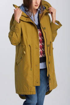 DZSEKI GANT D1. WEEKEND OVERSIZED PARKA
