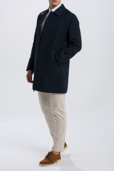 DZSEKI GANT O1. THE RAIN OVER COAT