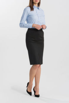 SZOKNYA GANT G2.TAILORED JERSEY SKIRT