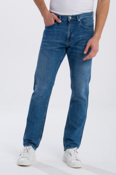 FARMER GANT O2. RELAXED LINEN DENIM JEANS