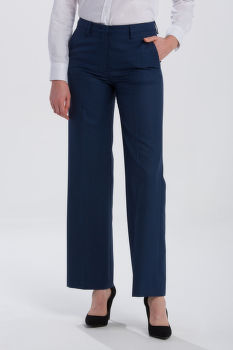 NADRÁG GANT O2. STRETCH LINEN WIDE PANT