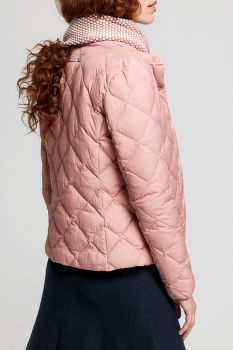 DZSEKI GANT D1. LIGHT DOWN QUILTED JACKET
