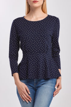 PÓLÓ GANT D1. FRENCH DOT PRINT TOP