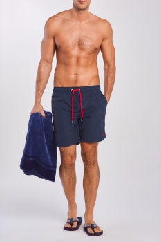 FÜRDŐRUHA GANT BASIC SWIM SHORTS LONG CUT