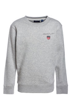 MELEGÍTŐ FELSŐ GANT D1. MEDIUM SHIELD SWEAT C-NECK
