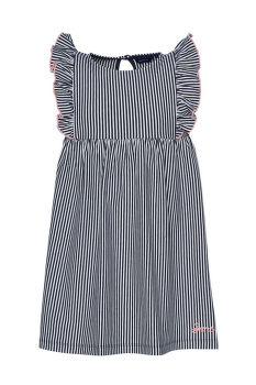 RUHA GANT D1. STRIPED JERSEY DRESS