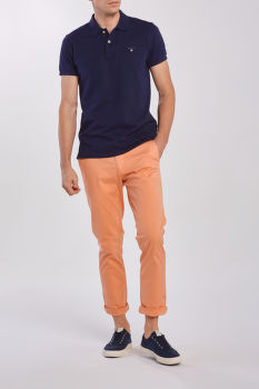 NADRÁG GANT D2. SLIM SUNFADED CHINO