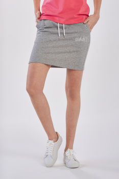 SZOKNYA GANT ARCH LOGO SWEAT SKIRT