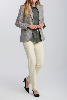 ING GANT D1. TP BROADCLOTH RELAXED SHIRT