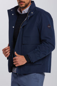 DZSEKI GANT D1. THE ROUGH WEATHER JACKET