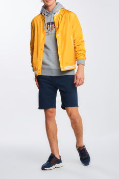 RÖVIDNADRÁG GANT D1. REGULAR COLOR JEANS SHORTS
