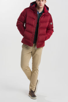 DZSEKI GANT O2. THE ALTA DOWN JACKET
