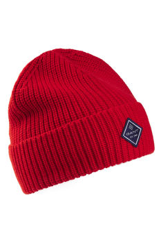 SAPKA GANT D1. COTTON RIB KNIT HAT