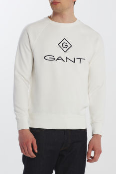 MELEGÍTŐ D1. GANT LOCK UP C-NECK SWEAT