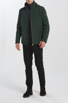 DZSEKI GANT D2. THE COASTAL MID LENGTH JACKET