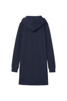 TG. GANT 1949 SWEAT HOODIE DRESS