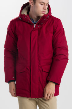 DZSEKI GANT O2. THE DOWN PARKA