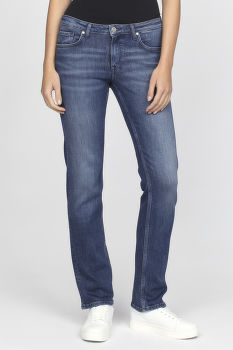 Farmer GANT O2. STRAIGHT COTTONIZED JEANS
