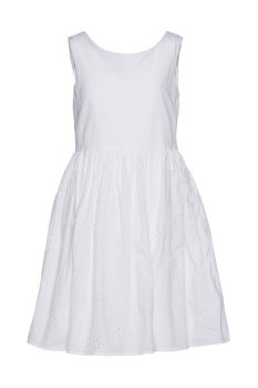 RUHA GANT D2. BRODERIE ANGLAISE DRESS