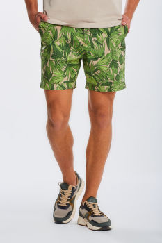 RÖVIDNADRÁG GANT D2. PALM BREEZE SHORTS