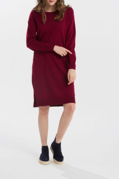 RUHA GANT O1. MERINO WOOL DRESS