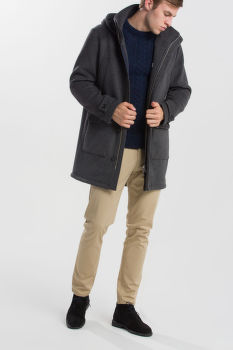 DZSEKI GANT O2. THE WOOL PARKA