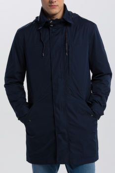 DZSEKI GANT O1. THE WIND PARKA