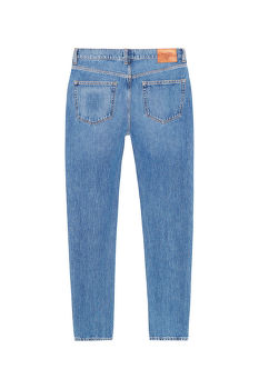 FARMER GANT O1. TAPERED WARP STRETCH JEANS