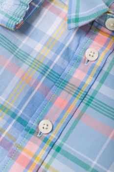 BODY GANT D1. LIGHT MADRAS SHIRT BODY